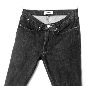 ACNE Straight Leg Jeans